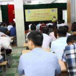 Buổi lễ khai giảng chương trình đào tạo cử nhân trực tuyến Đại học Thái Nguyên ở Hà Nội