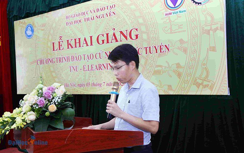 Buoi Le Khai Giang Chuong Trinh Dao Tao Cu Nhan Truc Tuyen Dai Hoc Thai Nguyen O Ha Noi 4