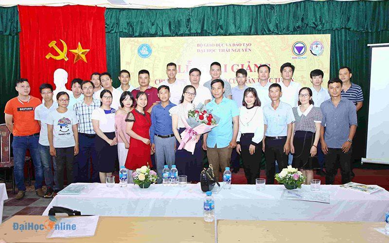 Buoi Le Khai Giang Chuong Trinh Dao Tao Cu Nhan Truc Tuyen Dai Hoc Thai Nguyen O Ha Noi 8