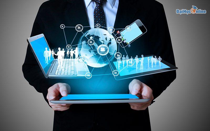 Liên thông đại học ngành công nghệ thông tin