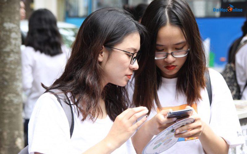 Điểm chuẩn năm 2020 ngành Công nghệ thông tin