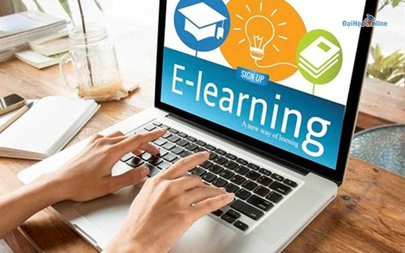 Đại học trực tuyến đào tạo như thế nào?