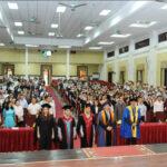 Lễ tốt nghiệp khóa 10 – Chương trình Cử nhân Quốc tế IBD ngành Quản trị Kinh doanh