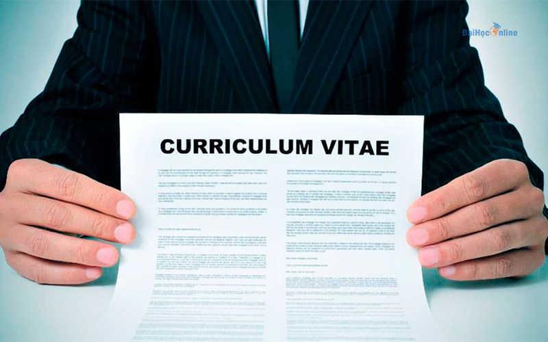 Cách viết CV xin việc